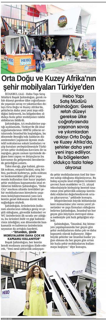 Ankara Son Söz Newspaper