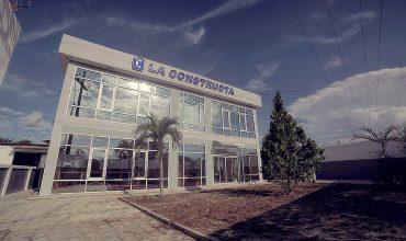 Light Steel Office Project