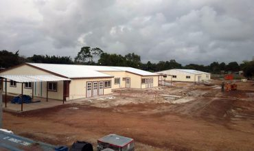 Prefabricated Camp Project
