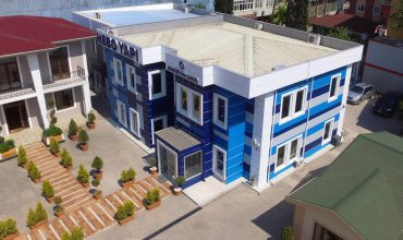 Duplex Light Steel Office Building