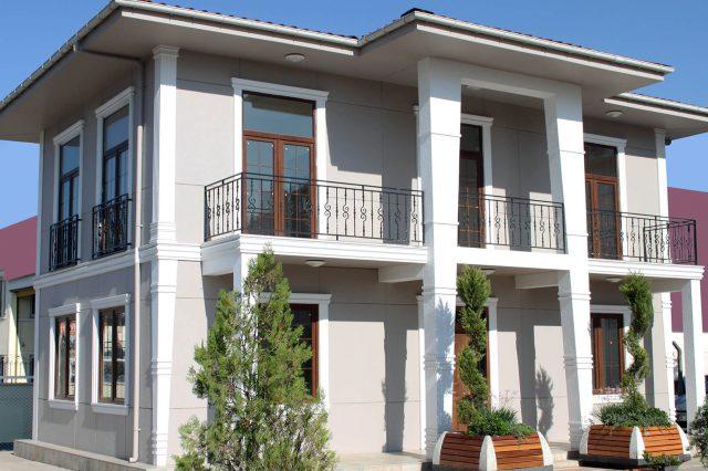 light-steel-villa