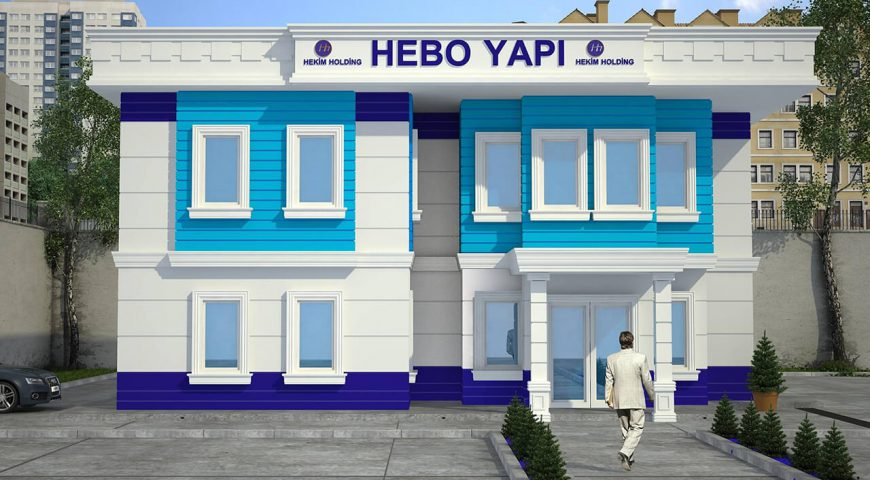 Do not decide before receiving the Offer from Hebo Yapı