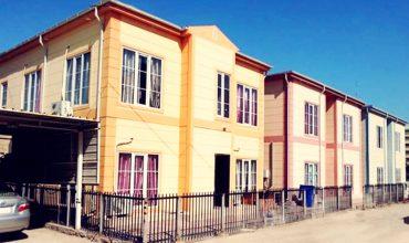 Prefabricated Living Buildings
