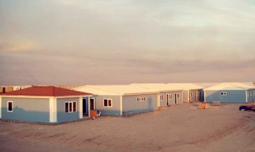 Prefabricated Campground