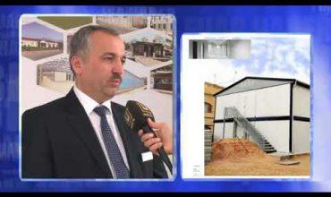 ÜlkeTV Fuar Haber Programı [Construction Fair 2014]