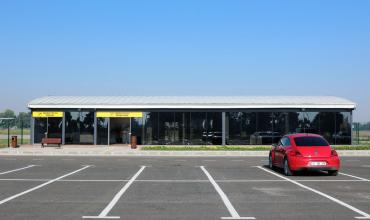 Yunuseli Airport Passenger Terminal Opened to Service-0