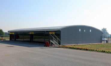 Yunuseli Airport Passenger Terminal Opened to Service-1