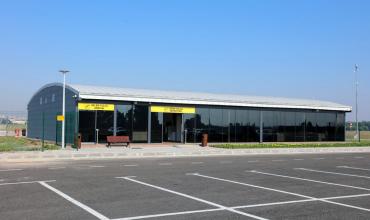 Yunuseli Airport Passenger Terminal Opened to Service-2