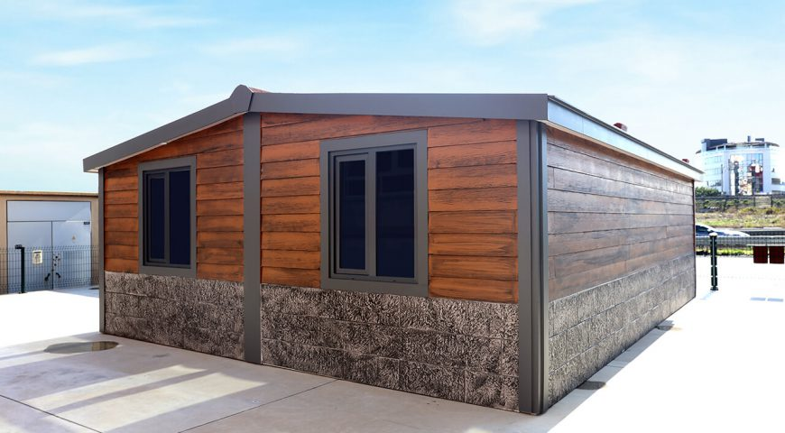 Package House 42 m²-1