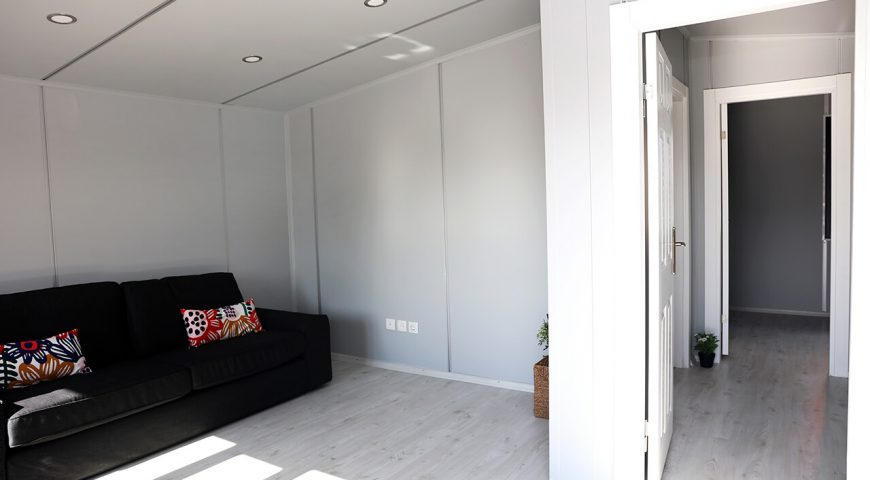 Package House 42 m²-3