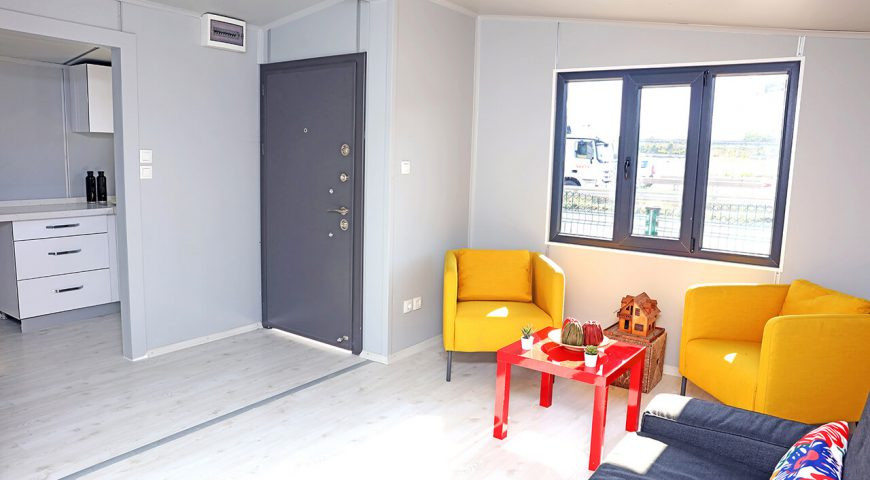 Package House 42 m²-5