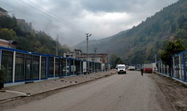 Giresun Dereli and Doğankent Districts Disaster Containers