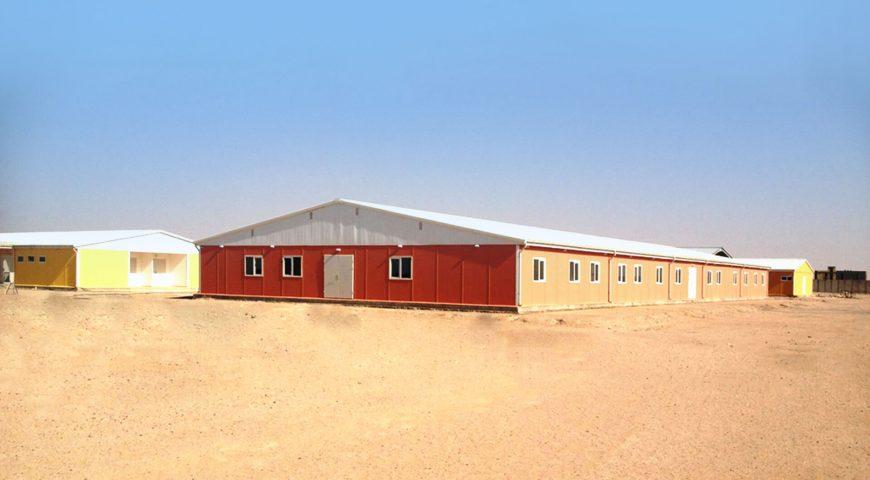 Basra Camp Project-0