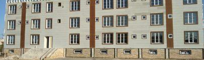 1.381 m2 Hotel Building