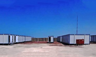 Socotra Island – Modular Prison