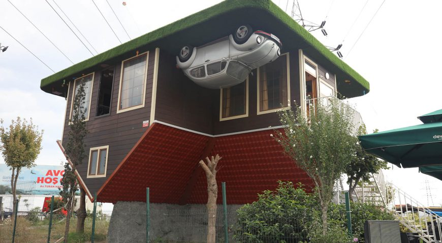 Reverse House Project-2